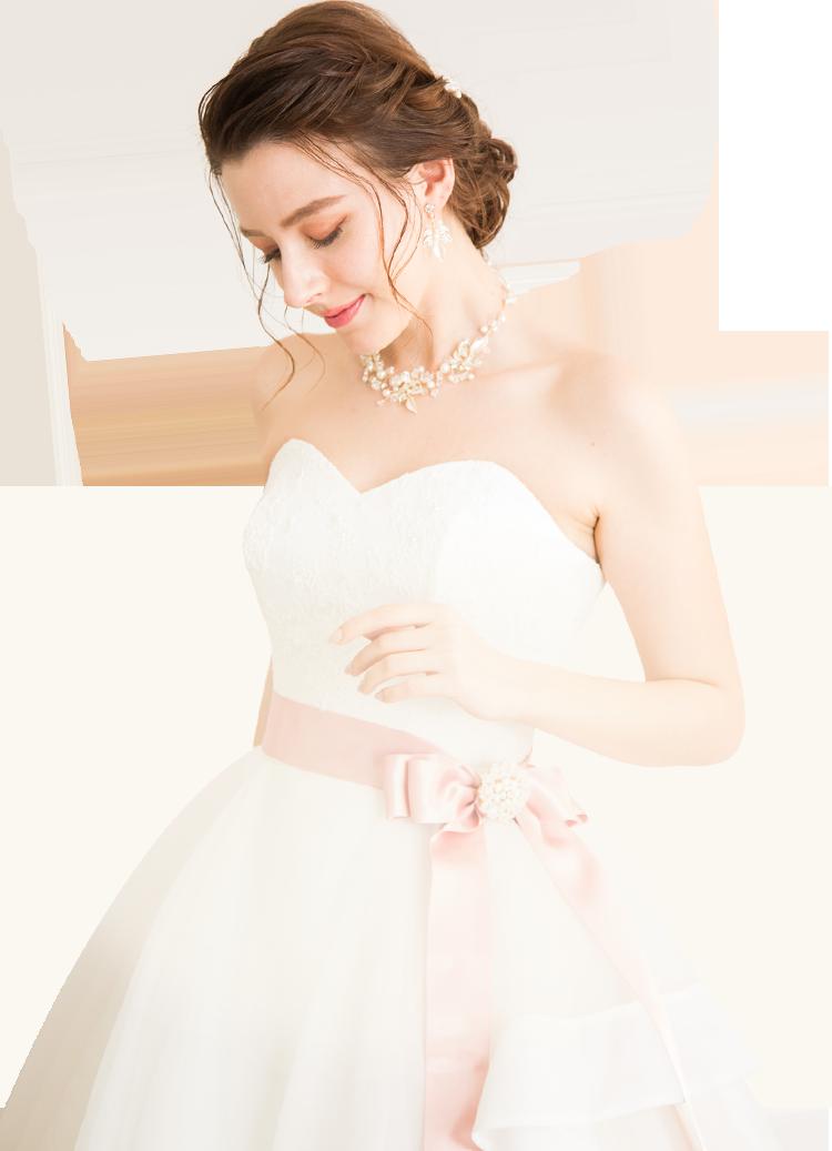 7d29eb312bb3c 公式 メルパルクのサイズオーダードレス・ウェディングドレス