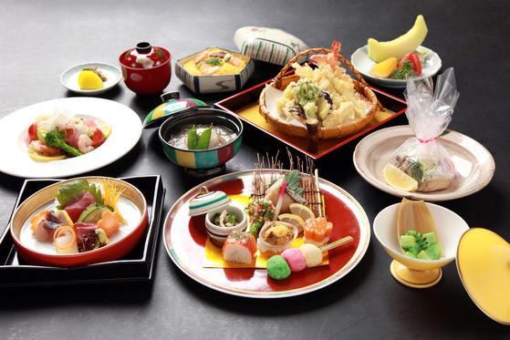 春の料理長おまかせ日本料理会席