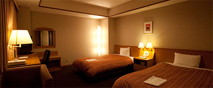 Twin Room ツインルーム